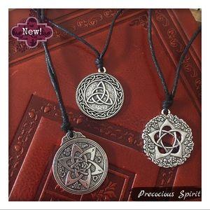 Jewelry - Tibetan silver spiritual amulet talisman pendant